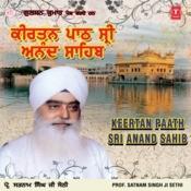 Kirtan Paath Sri Anand Sahib Songs