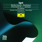 Holst: The Planets / Ligeti: Lux aeterna Songs