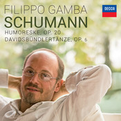 Schumann: Humoreske, Op. 20 & Davidsbündlertänze, Op. 6 Songs