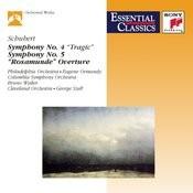 Schubert: Symphonies Nos. 4 & 5 Songs