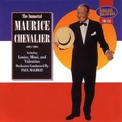 The Immortal Maurice Chevalier Songs