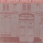 19th Century French Poetry: Read In French By Paul A. Mankin Songs