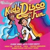 Kids Disco Fun Songs
