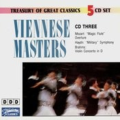 Viennese Masters (Vol 3) Songs