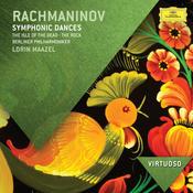Rachmaninov: Symphonic Dances; The Isle Of The Dead; The Rock Songs