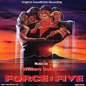 Force Five: Original Soundtrack Recording Songs