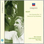 Mozart: Horn Concertos Nos.1-4; Notturno for Four Orchestras Songs