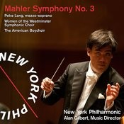 Mahler Symphony No. 3 Songs