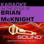 Back At One (Karaoke Lead Vocal Demo)[In The Style Of Brian Mcknight] Song