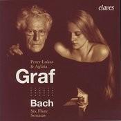 Bach: Six Flute Sonatas Songs