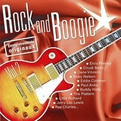 Rock And Boogie Vol. 2 Songs