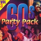 60s Party Pack Volume 3 Songs