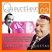 Quartier Pedralbes. Grandes Orquestas. Vol.2 Songs