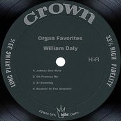 Organ Favorites Songs