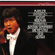 Mahler: Symphonies Nos 3 & 6 (3 CDs) Songs