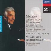Mozart: Great Piano Concertos Songs