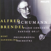 Schumann: Piano Concerto; Fantasy Op.17 Songs