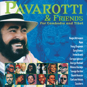Pavarotti & Friends for Cambodia and Tibet Songs