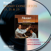 Mozart: Piano Concertos Nos.15, 21 & 23 Songs