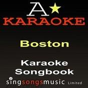 Karaoke Songbook (Originally Performed By Boston) [Karaoke Audio Versions] Songs