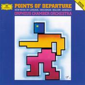Lerdahl: Waves (1988) / Druckman: Nor Spell Nor Charm (1990) / Bolcom: Orphée-Sérénade (1984) / Gandolfi: Points Of Departure (1988) Songs