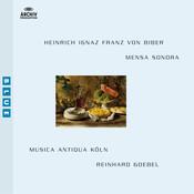 Biber: Mensa Sonora Songs