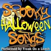 Spooky Halloween Songs Songs