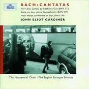 J.S. Bach: Cantatas For The 11th Sunday After Trinity Songs