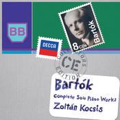 Bartók: Complete Solo Piano Works Songs