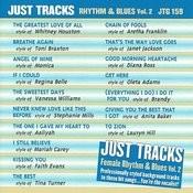 Just Tracks: Female Rhythm & Blues, Vol. 2 Songs