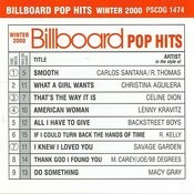 Pop Hits - Winter 2000 Songs