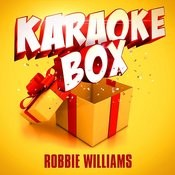 Karaoke Box: Robbie Williams' Greatest Hits Songs