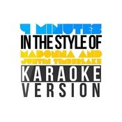 4 Minute (In The Style Of Madonna & Justin Timberlake) [Karaoke Version] - Single Songs