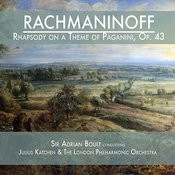 Rachmaninoff: Rhapsody On A Theme Of Paganini, Op. 43 Songs