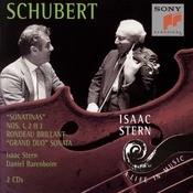 Schubert:  Violin Sonatas;  Haydn:  Violin Concerto Songs