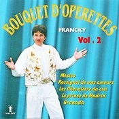 Bouquet D'opérettes Vol. 2 Songs