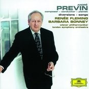 Previn: Diversions / Songs Songs