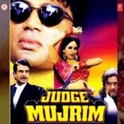 Judge Mujrim Songs