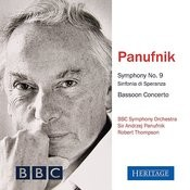 Panufnik: Symphony No. 9 And Bassoon Concerto Songs