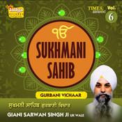 Sukhmani Sahib Katha Vol 6 Songs