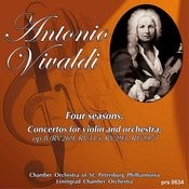 Vivaldi: Four Seasons Songs