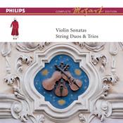 Mozart: Complete Edition Box 8: Violin Sonatas, Duos etc Songs