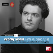 Kissin - Coffrets RTL Classiques Songs