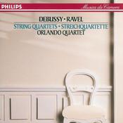 Debussy/Ravel: String Quartets Songs