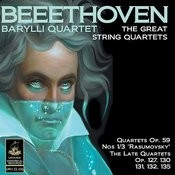 Beethoven: The Great String Quartets Songs