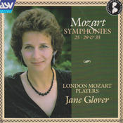 Mozart: Symphonies Nos. 25, 29 & 33 Songs