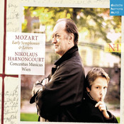 Mozart: Early Symphonies - Music & Letters Songs