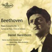 Beethoven: Piano Concerto No.3 / Choral Fantasy Songs