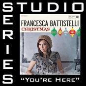You're Here [Studio Series Performance Track] Songs