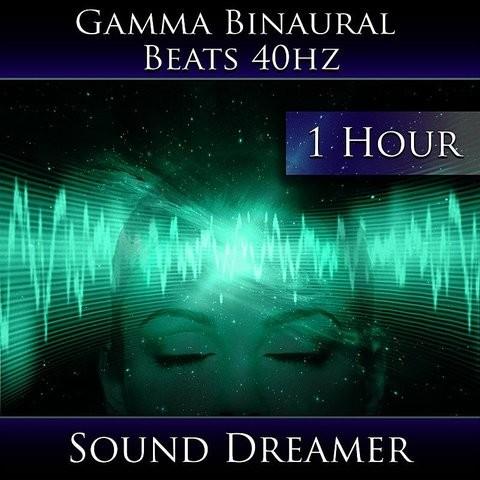 Gamma Binaural Beats 40hz - 1 Hour Songs Download: Gamma Binaural